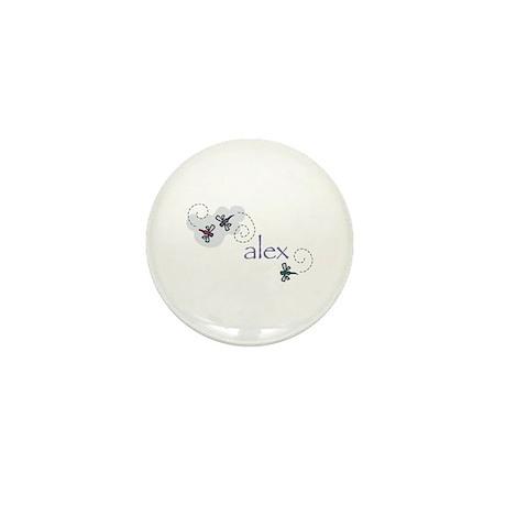 Alex Mini Button
