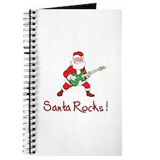 Santa Rocks! Journal