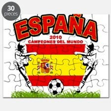 England World cup Soccer Puzzle