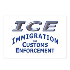 ICE - Immigration & Customs:  Postcards (Package o