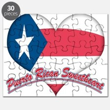 Puerto Rican Sweetheart Puzzle