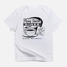 Flying Saucer Diner Infant T-Shirt