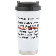 Funny Thoroughbred Travel Mug