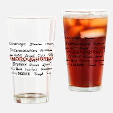 Funny Ottb Drinking Glass