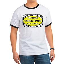 Yorkipoo PIT CREW T