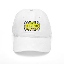 Yorkipoo PIT CREW Baseball Cap