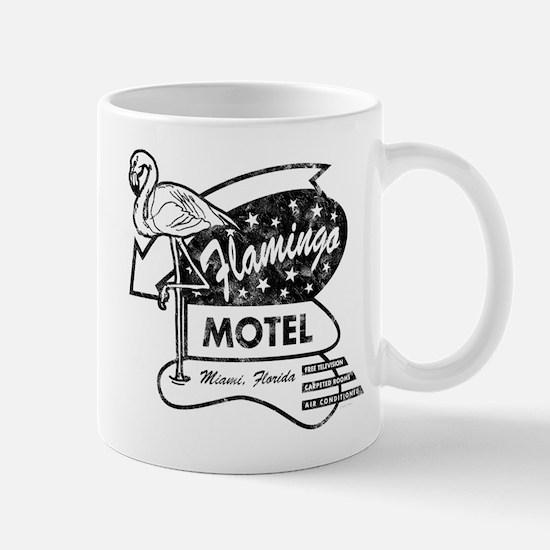 Flamingo Motel Mug