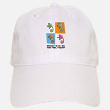 What Color? Baseball Baseball Cap
