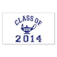 Class Of 2014 BSN Decal