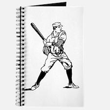 1890's Baseball Batter Journal