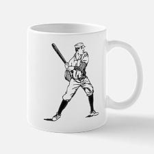 1890's Baseball Batter Mug