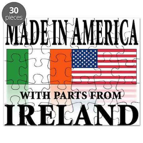 Irish American pride Puzzle