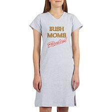 Irish moms rules Women's Nightshirt