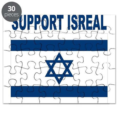 Support Isreal Puzzle