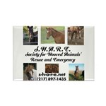 SHARE Rectangle Magnet (10 pack)