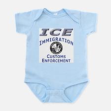 US Immigration & Customs:  Infant Creeper