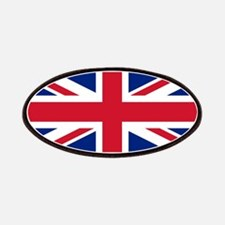Great Britain Union Flag Patches