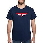 Great Britain Union Flag Dark T-Shirt