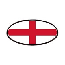 England St George's Cross Patches