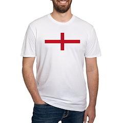 England St George's Cross Flag Shirt