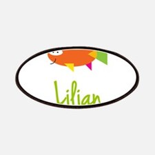 Lilian is a Big Fish Patches