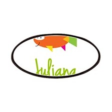 Juliana is a Big Fish Patches