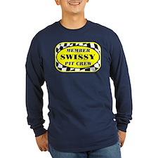 Swissy PIT CREW T