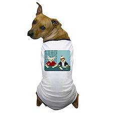 Chihuahua & Sock Monkey Dog T-Shirt