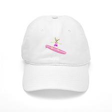 Chihuahua Surfer Girl Baseball Cap