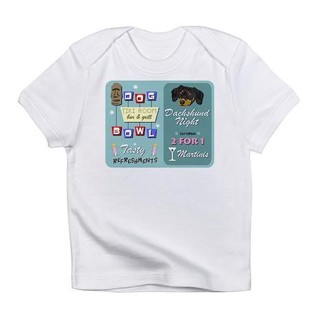 Dachshund Bowling Infant T-Shirt