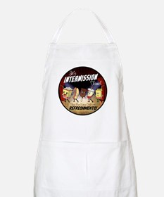Intermission time Apron