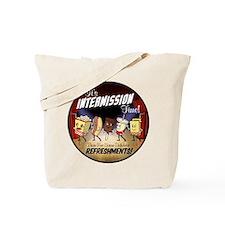 Intermission time Tote Bag