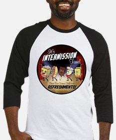 Intermission time Baseball Jersey