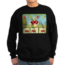 Yellow Lab Tiki Bar Sweatshirt