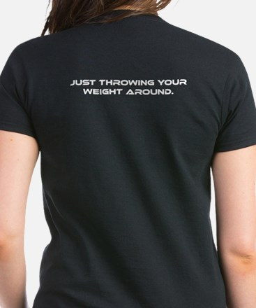 Jiu Jitsu Throw Tee (front/back)