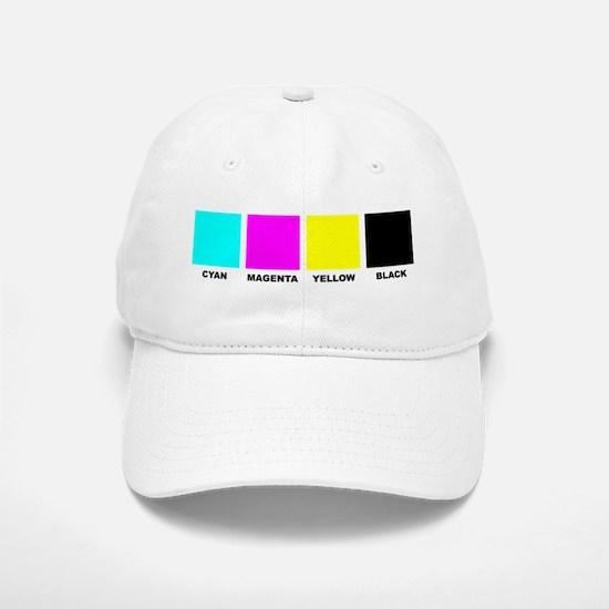CMYK Four Color Hat