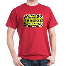 Chorkie PIT CREW T-Shirt