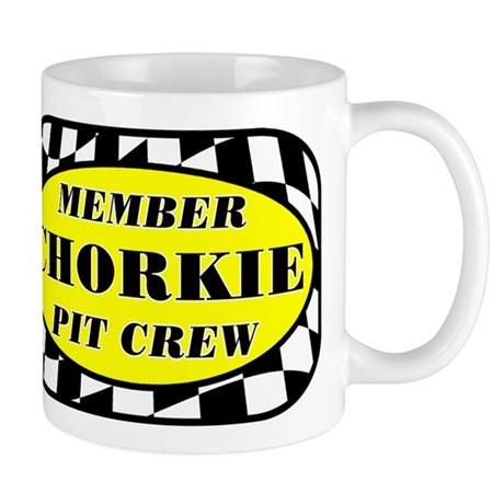 Chorkie PIT CREW Mug