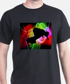 Electric Spectrum Skateboarde T-Shirt