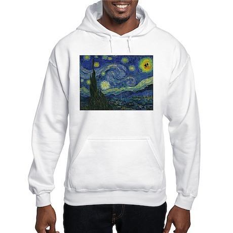 Starry ET Night Hooded Sweatshirt