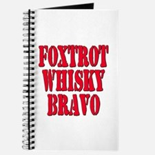 FWB Friends With Benefits Foxtrot Whisky Bravo Jou