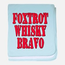 FWB Friends With Benefits Foxtrot Whisky Bravo bab
