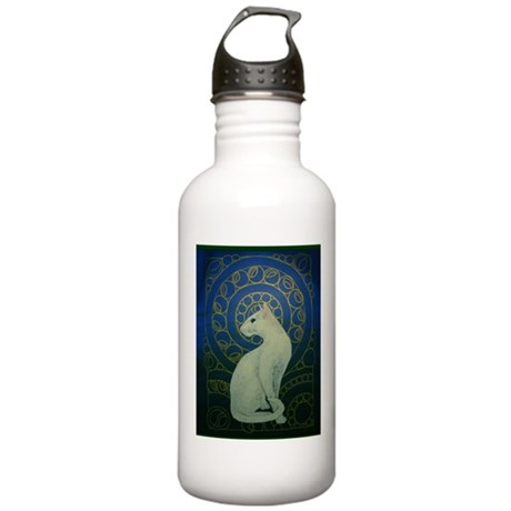 Sacred Cat Stainless Water Bottle 1.0L