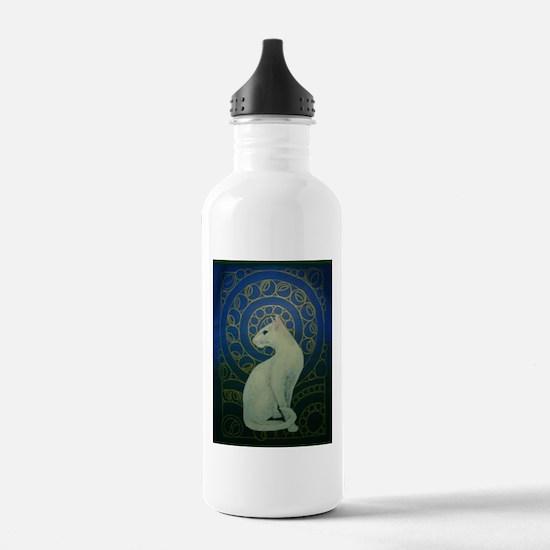 Sacred Cat Water Bottle