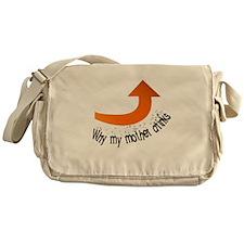 Why My Mom.... Messenger Bag