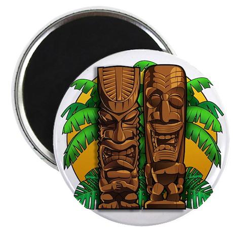 Tiki Idols Magnet