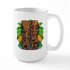 Tiki Idols Coffee Mug