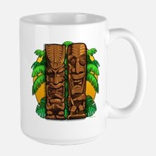 Tiki Idols Mug