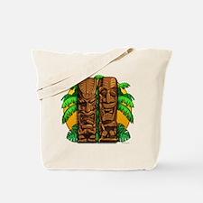 Tiki Idols Tote Bag