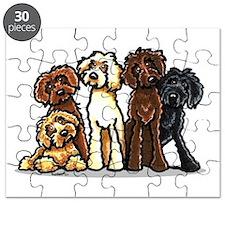 Labradoodle Lover Puzzle